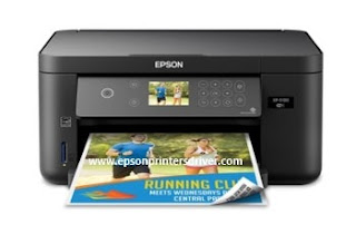 Epson Expression Home XP-5100 Diver