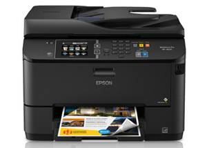 Epson WorkForce Pro WF-4630 Driver Free Download