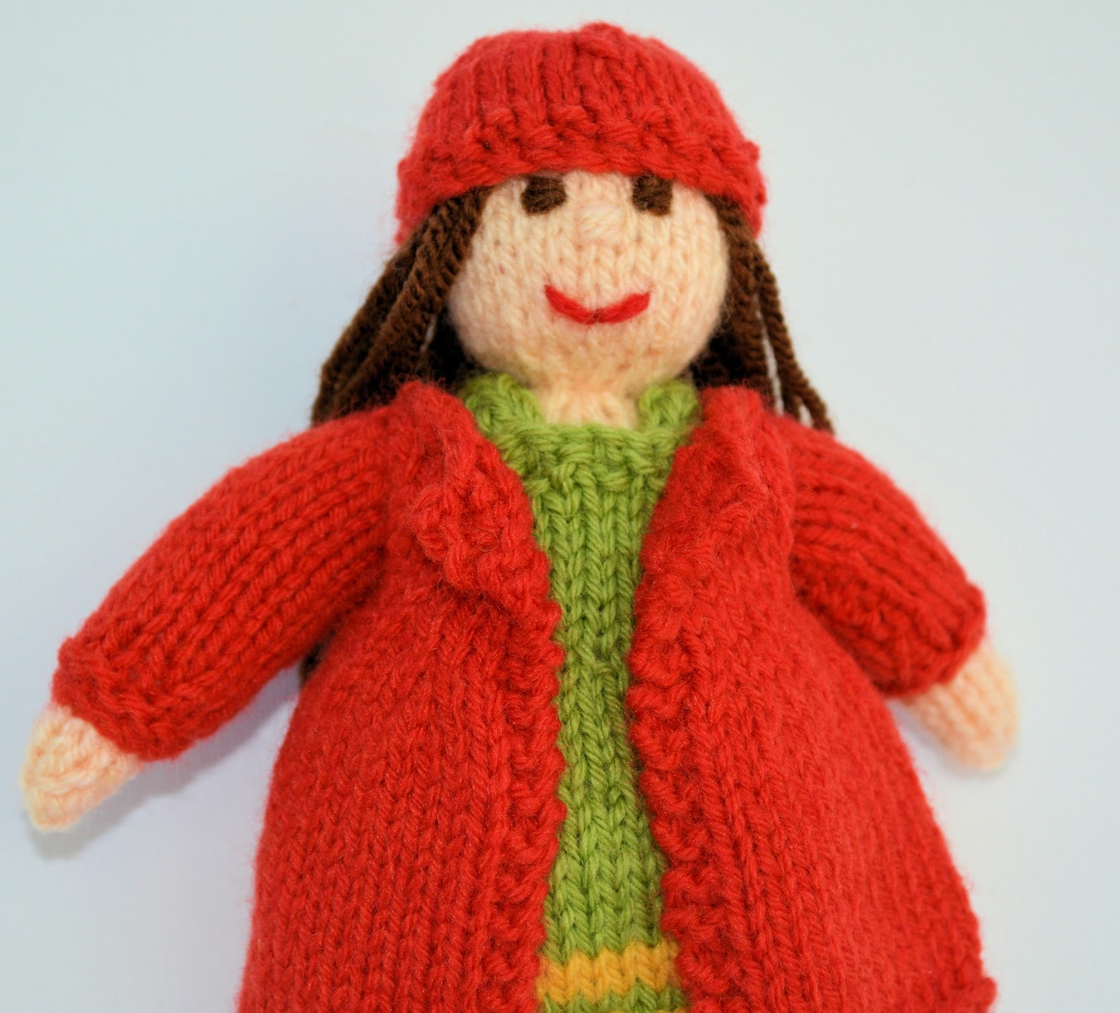Daisy Doll Knitting Pattern : Edith Grace Designs: July 2015