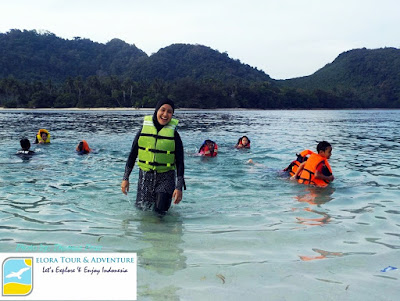 Indonesia surga wisata pantai