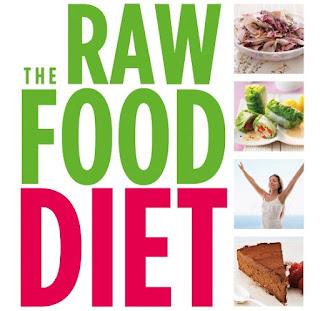 Turun Berat Badan Dengan Raw Food Diet