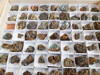 Material de la mina primitiva, Bilbao