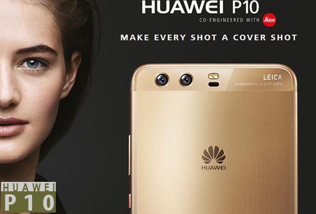 Huawei P10 Muncul di MWC 2017