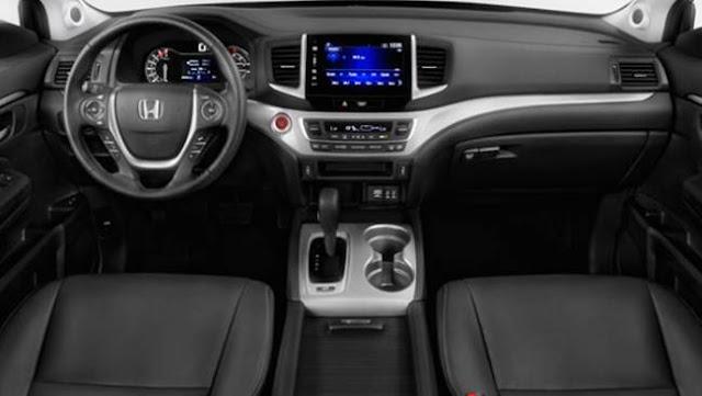 Honda Pilot 2018 Redesign