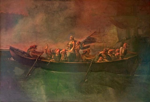Η πολιορκία του Ναυπλίου