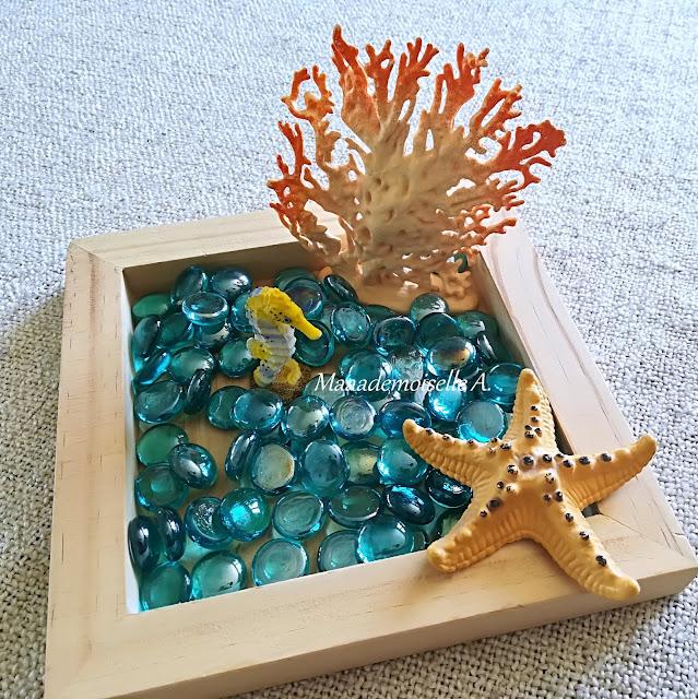 || Table des saisons : L'été - Univers marin