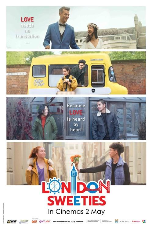 Review Filem London Sweeties