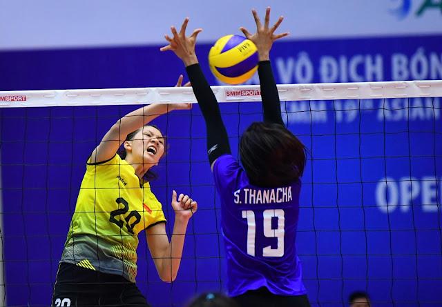 Con đường du học bóng chuyền ở Mỹ của tuyển thủ nữ U19 - Bích Thủy rộng mở