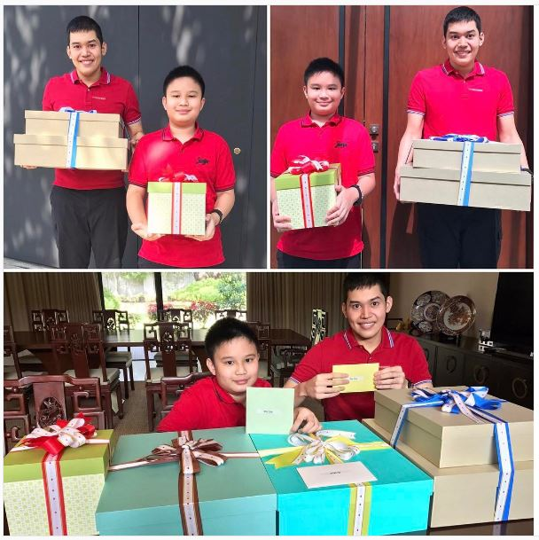 Bimby And Josh Gave These Gifts To Their Uncle, Former Pres. Noynoy Aquino, And Everyone Is Talking About It!