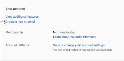 Easy ways to create a youtube channel 33