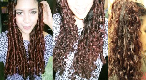 beautyklove no heat straw curls 1 method heatless big curls to everday waves long lasting curls