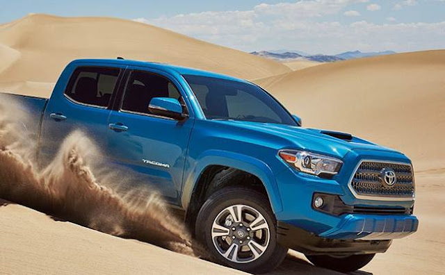 2017 Toyota Tacoma Trd Pro Canada Price, Review, Design, Technology, Performance, Safety, Release Date