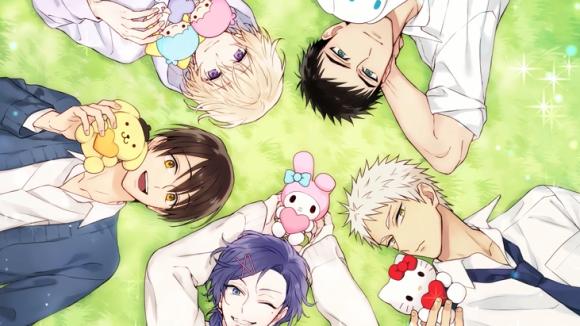 Sanrio Boys anime