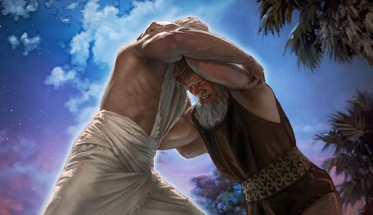 HC, islamiyet, yahudilik, Yakup'un melekle güreşmesi, din, Hz Yakup, Tevrat'ta Yakup'un güreşmesi, Ali İmran suresi, Kur'an-Tevrat ilişkisi, Tevrat yaratılış, Haram helal ilişkisi,