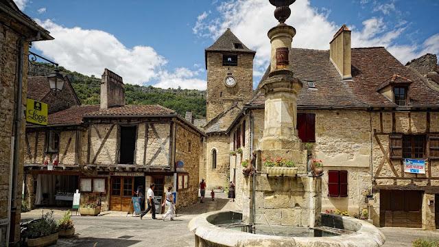 In diesem Podcast nimmt Sie Alexander Tauscher mit nach Frankreich in das Departement Lot.
