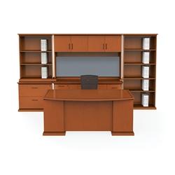 Cherryman Emerald Executive Desk