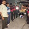 Sukses Polres Bersama Satgas Gabungan,Kawal Logistik Pilkades Soppeng 2016