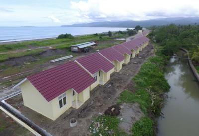 Gubernur Ridho Bangun 162 Rumah Nelayan di Pesisir Barat dan Mesuji