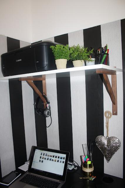 decoração de escritório