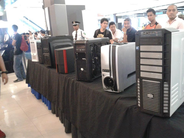 cooler master case mod event 2011