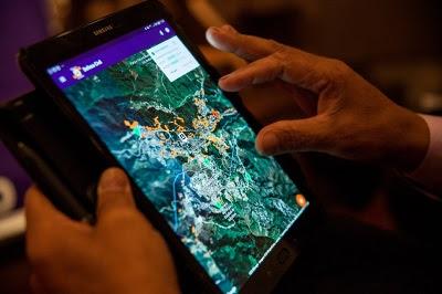 Prefeitura de Ouro Preto lança aplicativo                                             com dados da CPRM sobre riscos geológicos