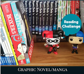 Graphic Novel/Manga Challenge