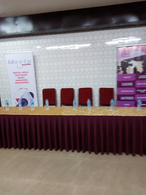 OAPs, Media Executives, Influencers Meet In Abuja To Talk Nigeria