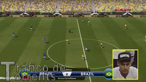 Baixar Screen Pro Evolution Soccer 2016