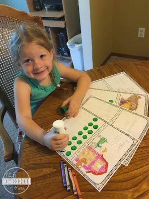 calendar for toddler, preschool, kindergarten, first grade