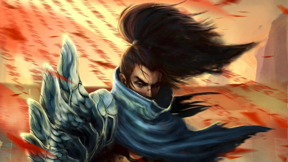 Yasuo guide / T mobile phone top up