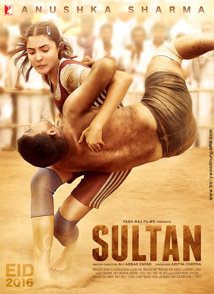 Sultan (2016) Movie Poster