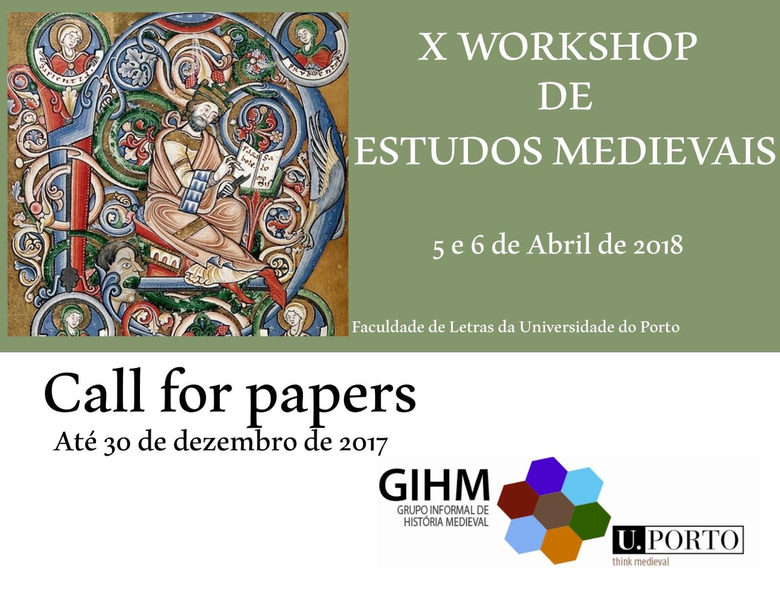 X Workshop de Estudos Medievais