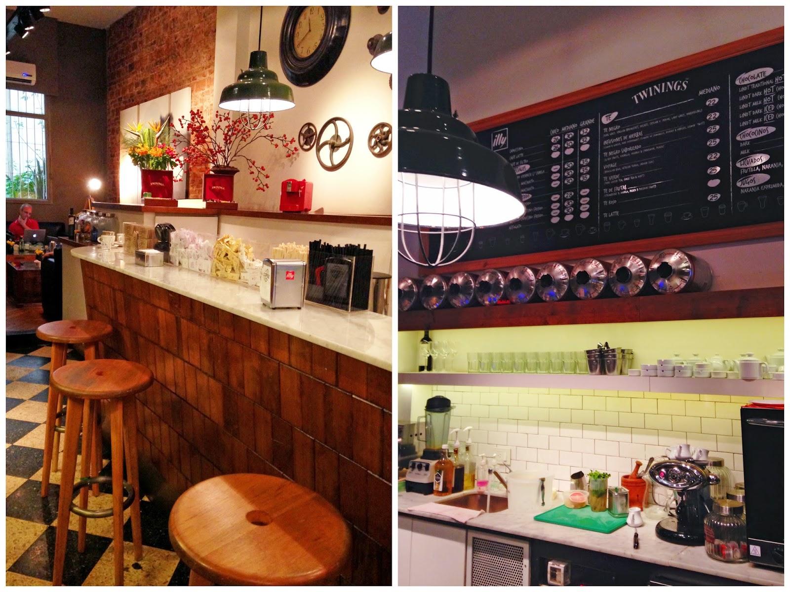 Foto de Import Coffee Company cafeteria en Buenos Aires cafe para trabajar estudiar en buenos aires