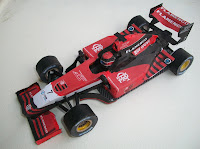 Flamengo Superleague Formula
