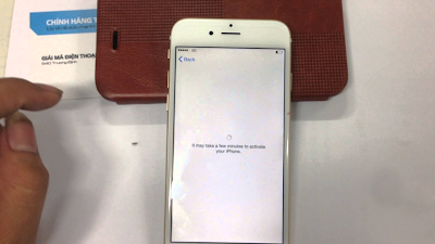 iPhone 6s lock cloud giá rẻ