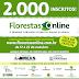 Congresso Florestas Online ultrapassa 2.000 inscrições