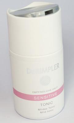 Dr. Rimpler - Sensitive Tonic - beruhigt selbst super-empfindlicher Haut!