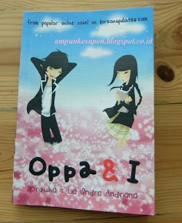 Oppa & I by Orizuka