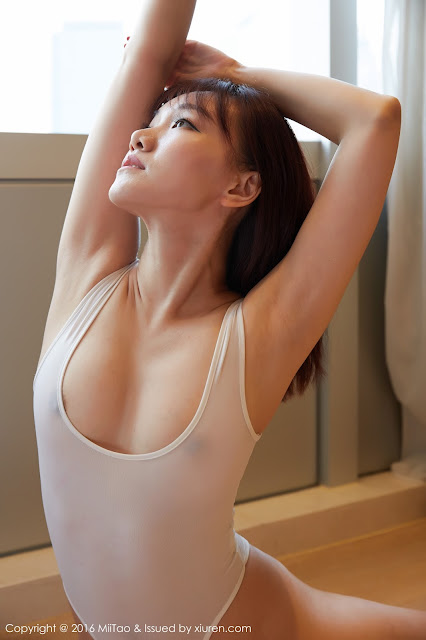 Hot girls Beauty Asian Girls sexy body model Mandy Mo Zi 10