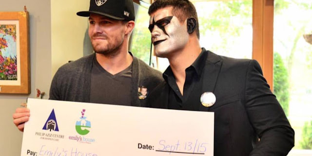 Amell and Stardust