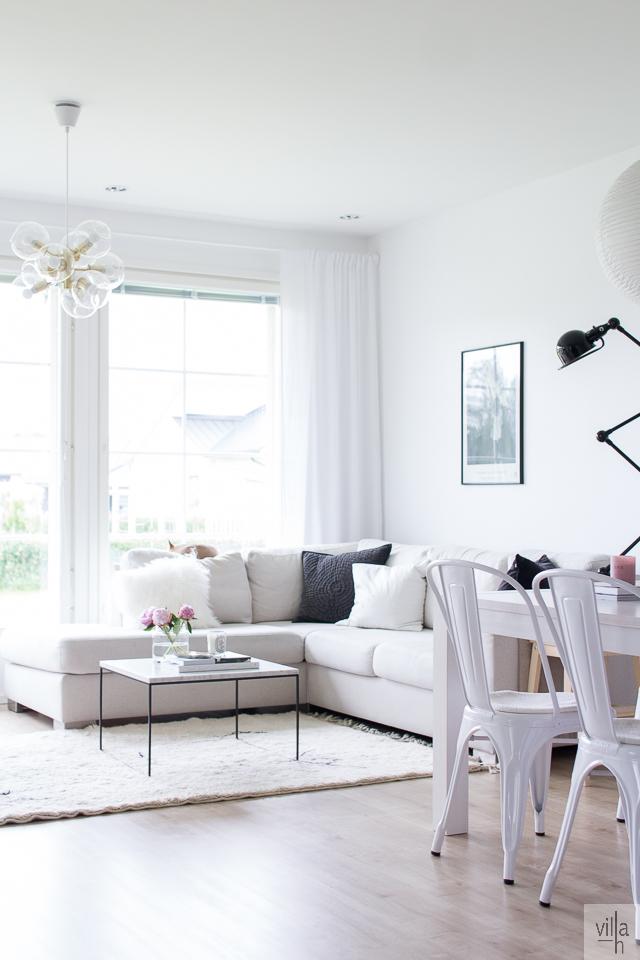interior, olohuone, koti, sisustus