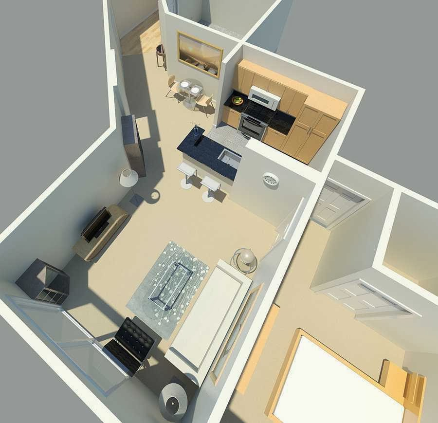 Renderings Architectural Design