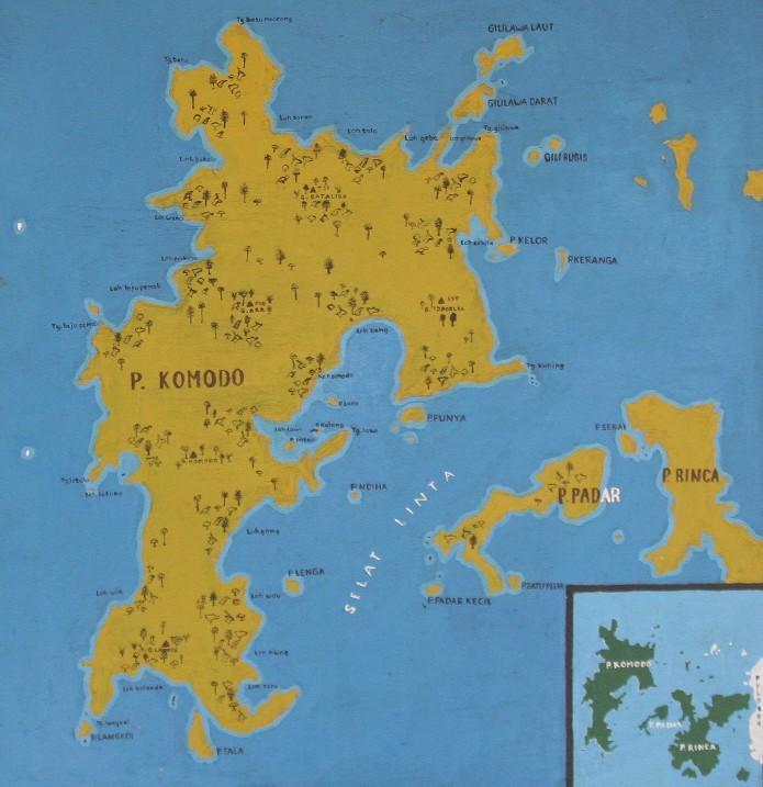 TAGANTHAR COMMUNITY™: Wisata Taman Nasional Pulau Komodo