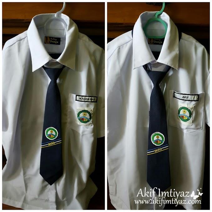 Kelengkapan Sekolah 3AI