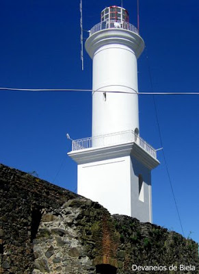 Farol Colonia do Sacramento Uruguai