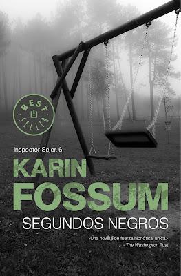 Segundos negros - Karin Fossum (2002)