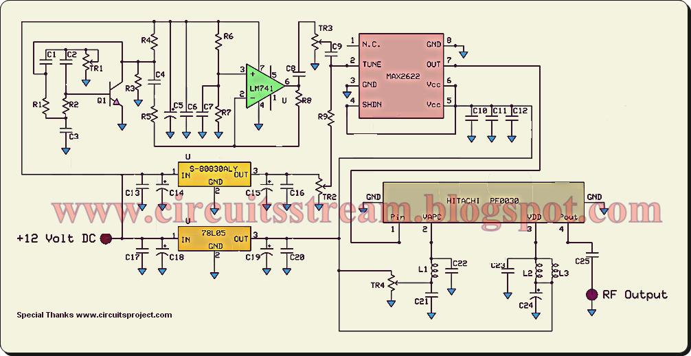 Mobile Phone Circuit Block Diagram 2020