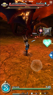 Monster Hunter Dragon Project MOD APK Attack Android 1.0.6