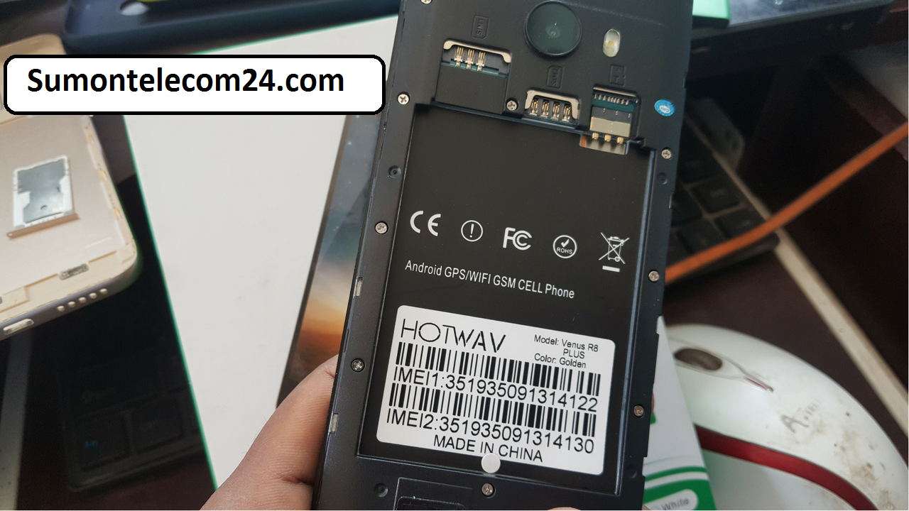 Hotwav Venus R8 PLUS Flash File SPD Stock Firmware File Tested File
