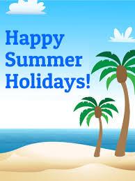 Happy Summer Holiday